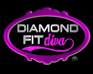 diamond fit diva bumper sticker
