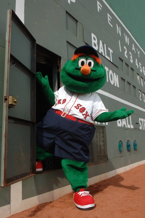 Meet Wally the Green Monster at Stone Zoo  New Hampshire Kids