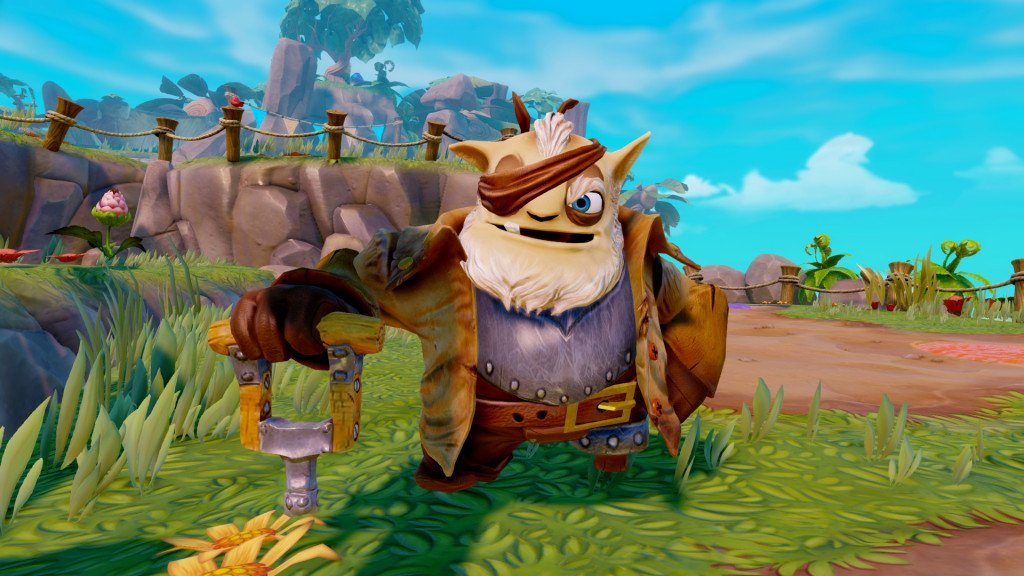 Skylanders Trap Team_Buzz