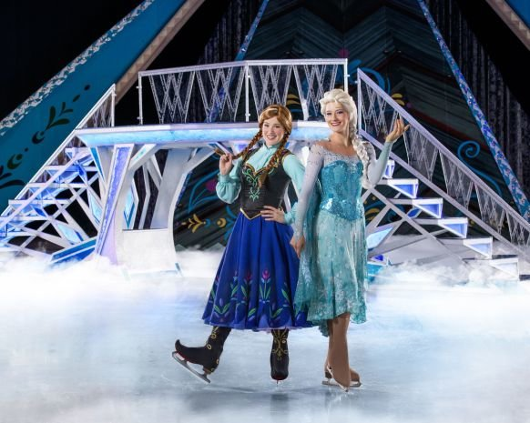 Giveaway for Disney on Ice Frozen Tickets