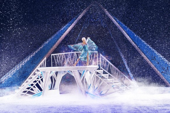 Win Disney On Ice Frozen Tickets as a Fan Ambassador