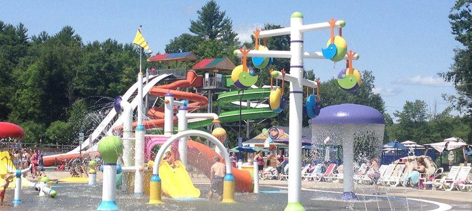 Liquid Planet Water Park New Hampshire Kidsnew Hampshire