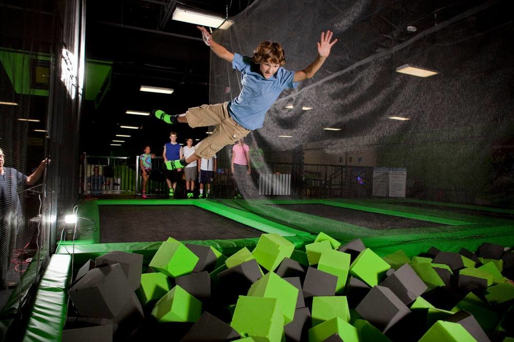 Launch Trampoline Park Giveaway New Hampshire Kidsnew