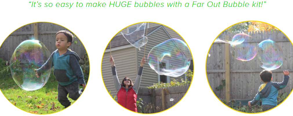 Far Out Bubbles