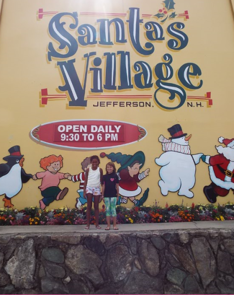 Fun at Santa's Village