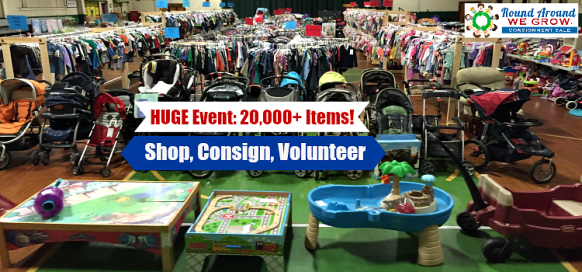 HUGE Consignment Event / Ticket Giveaway and more!!!!
