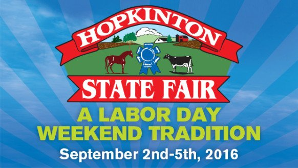 Hopkinton Fair Family Pack Giveaway