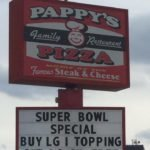 Superbowl Special: Pappy's Pizza
