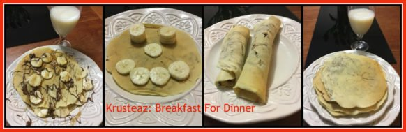 #Krusteaz-Breakfast For Dinner