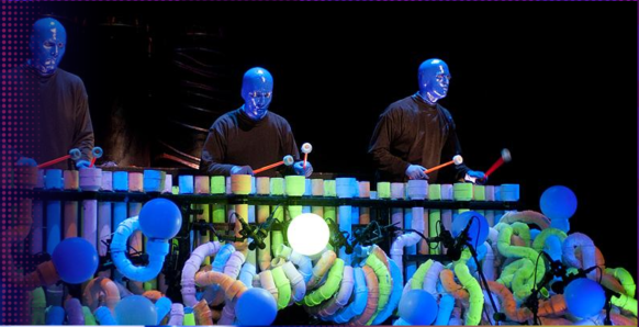 Blue Man Group-$25 off tickets & Family 4-Pack Giveaway