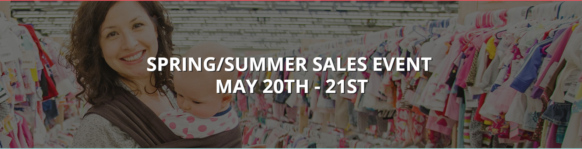 HUGE Consignment Event-Just Between Friends May 20th-21st