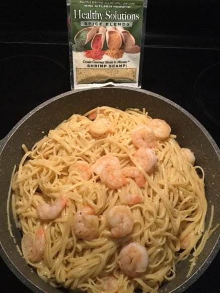 Shrimp Scampi Healthy Solution Spice Blends