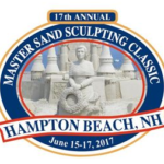 17th Annual Hampton Beach Master Sand Sculpting Classic June 15-17, 2017