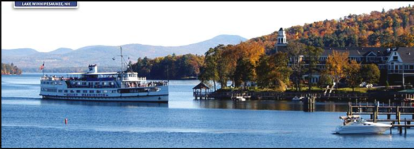 M/S Mount Washington Fall Dinner Cruises