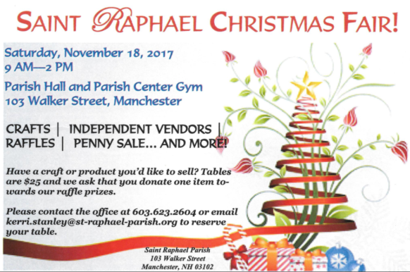 2017 Holiday Fairs